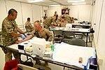 U.S. Marines and Sailors donate blood in Helmand province 140814-M-EN264-265.jpg