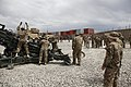U.S. Soldiers with the 3rd Platoon, Alpha Battery, 5th Battalion, 82nd Field Artillery Regiment, 4th Brigade Combat Team, 1st Cavalry Division demonstrate the proper procedures used to train Afghan National Army 130504-A-CL397-111.jpg