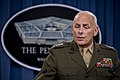 U.S. Southern Command, Commander Gen. John F. Kelly briefs the media on the current state of USSOUTHCOM affairs.jpg