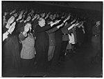 UI 197Fo30141702130016 Nasjonal Samling. Mønstringsmøte i Colosseum. Quisling og Axmann tilstede. 1941-02-01 (NTBs krigsarkiv, Riksarkivet).jpg