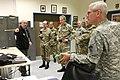 UK Land Forces Commander visit to JMRC, Mar 2013 (8570510205).jpg