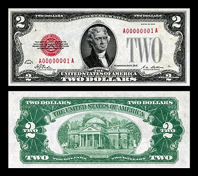United States Note, series 1928