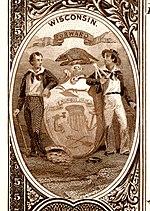 Seal Of Wisconsin Wikipedia