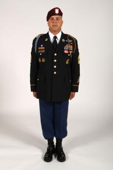army dress blue photos