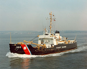 USCGC Firebush (WLB-393)