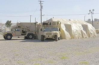 Command element (United States Marine Corps) - USMC Combat Operations Center
