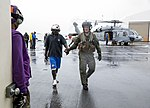 USNS Mercy transports injured people from Papua New Guinea to ship for emergency care during Pacific Partnership 2015 150630-M-DN141-543.jpg