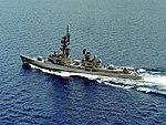 USS Hoel (DDG-13) in San Bernadino Strait 1981.JPEG