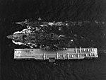 USS Pawcatuck (AO-108) refueling USS Valley Forge (CVS-45) and USS Eaton (DDE-510) on 18 June 1959 (USN 1043955).jpg