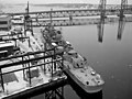 USS Timmerman (DD-828) fitting out at Bath Iron Works on 10 January 1952.jpg
