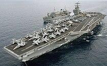 USS Truman and USNS Spica.jpg