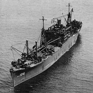 USS <i>Union</i> (AKA-106) Tolland class attack cargo ship of the United States Navy