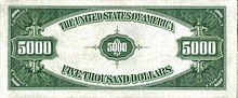 US $5000 1934 Federal Reserve Note Reverse.jpg