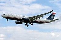N283AY - A332 - American Airlines