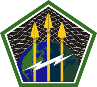 United States Army Cyber Command - Image: US Army Cyber Command SSI