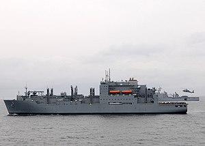 USNS Matthew Perry