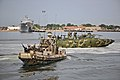 US Navy 110818-N-YO394-075 Sailors from Riverine Squadron 1 perform a live boat demonstration.jpg