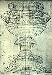 Uccello, Paolo - Perspective Study of a chalice.JPG