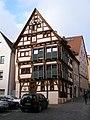 Ulm budynek Under der Metzig 23.jpg