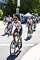 Ulysses Castillo of Jelly Belly p b Maxxis before the start of Stage 1 in Sacramento (34154735844).jpg