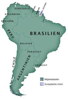 Lateinamerika Karte Länder.Südamerika Wikipedia