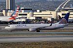 United Airlines, Boeing 737-924(ER), N66808 - LAX (18115011379).jpg