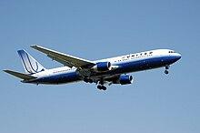 Un Boeing767-300