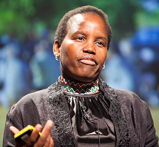 Unity Dow Botswana activist