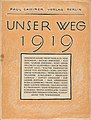 Unser Weg 1919. Ein Jahrbuch des Verlags Paul Cassirer.jpg