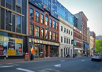 Urban Outfitters - Urban Outfitters in Halifax, Nova Scotia