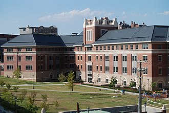 Virginia Commonwealth University - Snead Hall, Monroe Park campus