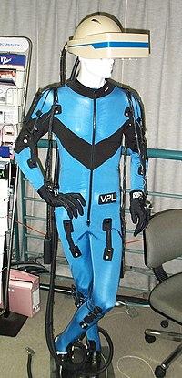 Research virtual sex suit