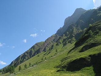 Val Ferret - South of Val Ferret