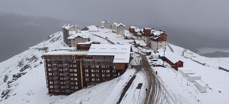 Pacotes para esquiar no Chile