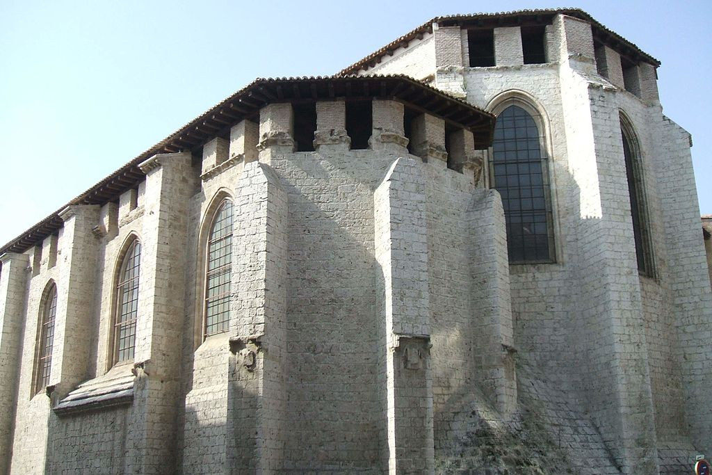 Valladolid - Real Monasterio de San Benito, iglesia 02.jpg
