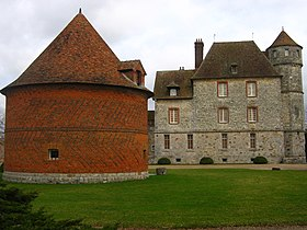 Image illustrative de l'article Château de Vascœuil