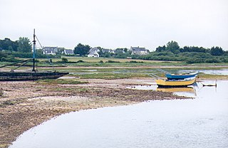 Île-dArz Commune in Brittany, France