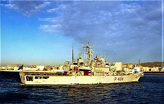 Cassiopea-class patrol vessel - Vega