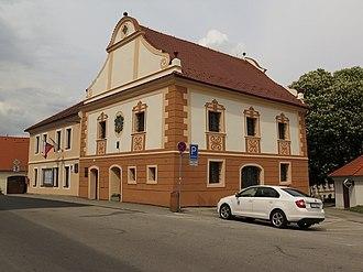 Velešín - Town hall