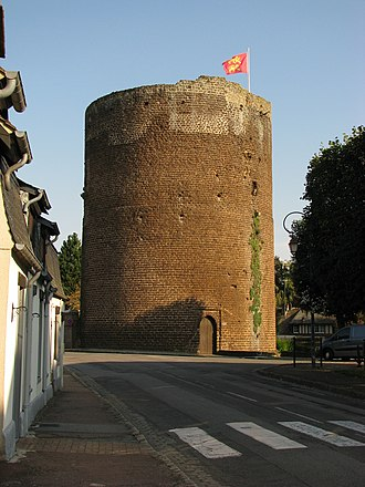 Verneuil-sur-Avre - Grey Tower