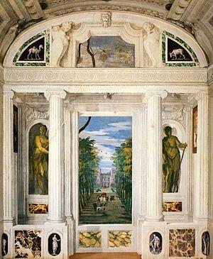 Italian Renaissance interior design