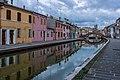 Verso sera - Centro storico di Comacchio.jpg