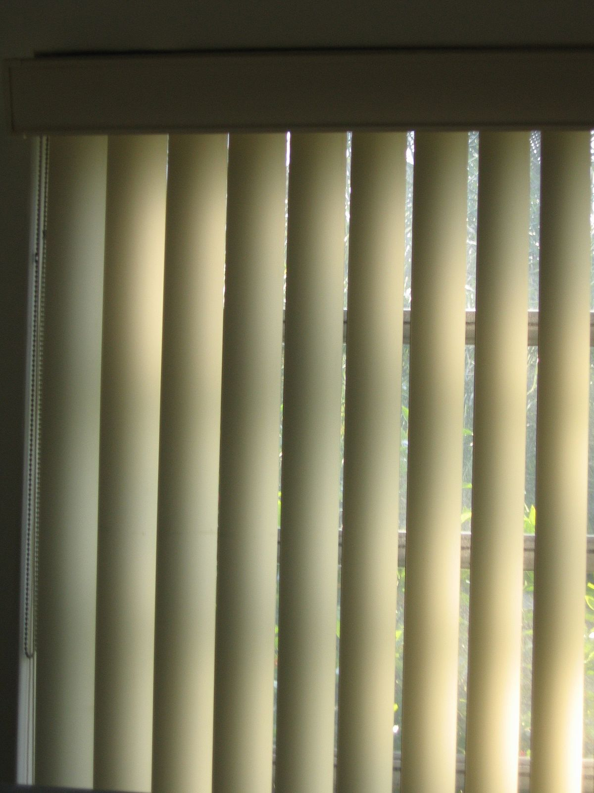 Vertical Blinds Wiktionary