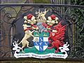 Vesey Gardens - Sutton Coldfield - coat of arms (31670909853).jpg