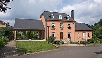 Vichten - Town hall