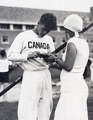 Victor Pickard - Victor Pickard at the 1928 Olympics