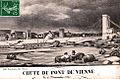 Vienne chute du pont suspendu 1840.jpg
