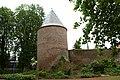 Viersen Dülken - Westwall - Stadtmauer-Gefangenenturm 02 ies.jpg