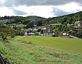 View across Upper Lydbrook from Church Road - geograph.org.uk - 555175.jpg