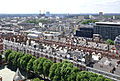 View from Westminster Cathedral 2011 Morpeth Terrace and Carlisle Place.jpg